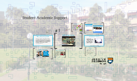 Copy of Student Academic Support @ UOW