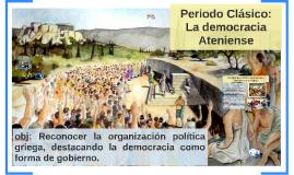 La democracia Anteniense
