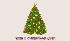 Year 9 Christmas Quiz