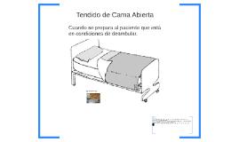 Tendido de cama by on prezi for Cama ocupada