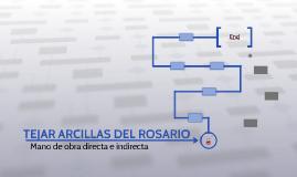 TEJAR ARCILLAS DEL ROSARIO