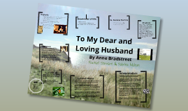 Copy of To My Dear and Loving Husband