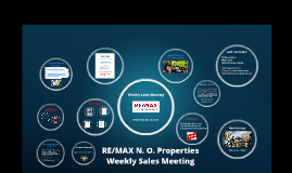 Weekly Sales Meeting, July 10, 2019