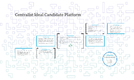 Centralism Ideal Candidate