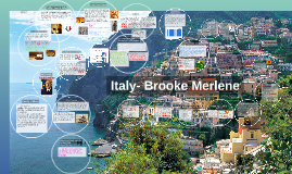 Italy- Brooke Merlene