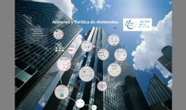PATRIMONIO VALUACION ACCIONES AUTOR: EM