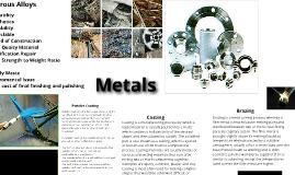 Copy of GCSE Product Design: Metals
