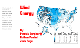 wind Energy by patrick nathan zack