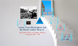 Copy of Letter From Birmingham Jail