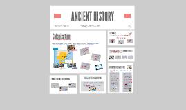 Ancient History (SS Unit 6)