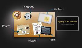 Mystery of the Illuminati