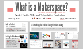 Copy of Makerspaces