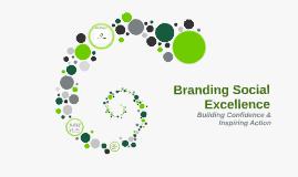 Branding Social Excellence