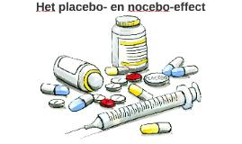 Het placebo- en nocebo-effect
