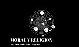 Relacion entre moral y la religion