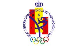 Historia Taekwondo España - USJ - Deportes individuales de contacto