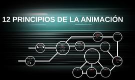 Copy of 12 PRINCIPIOS DE LA ANIMACIÓN