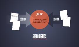 SIGLOGISMOS