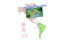 TLC PANAMA-COLOMBIA