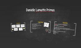 Danielle Lamotte Primus