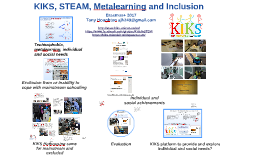 KIKS, STEAM, Metalearning and Inclusion