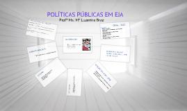 POLÍTICAS PÚBLICAS EM EJA
