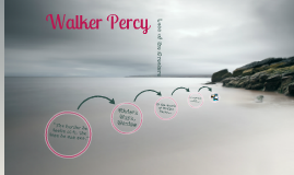 walker percy the loss of the creature essay In this essay by walker percy, entitled the loss of the creature the notions of perception, appreciation, and sovereignty are strongly analyzed the essa.