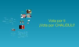 Campaña Chaliduli