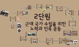 초등역사-흥선대원군~개항기