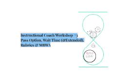 Instructional Coach Workshop #3