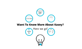 Want To Know More About Kasey?