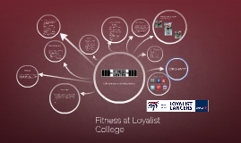 Fitness at Loyalist College