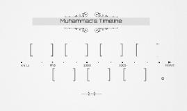 Muhammad's Timeline