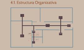 Copy of 4.1. Estructura Organizativa