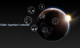 Copy of Halo: Spartan costume