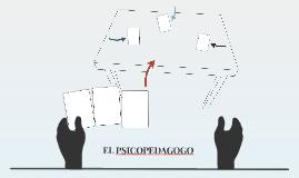 EL PSICOPEDAGOGO