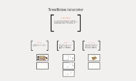 Tessellation Generator