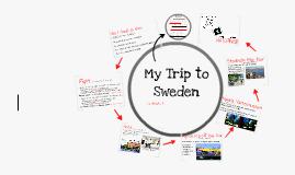 My Trip to Sweden by Shizuko, Class of 2018