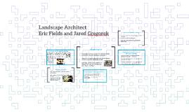 Carter fritch on prezi for Average landscape architect salary