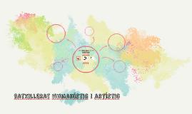 batxillerat humanístic i artístic