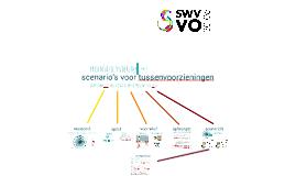 Scenario's tussenvoorzieningen SWV VO 30 06