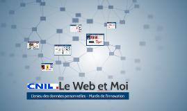 Le Web et Moi