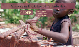 slavery chocolate industry case and answer