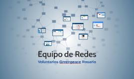 Copy of Equipo de Redes