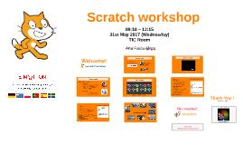 Scratch workshop