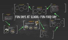 FUN FOOD DAY