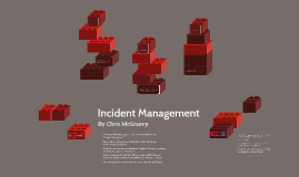 Copy of Incident Management