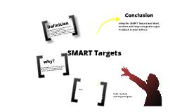 Copy of SMART Targets