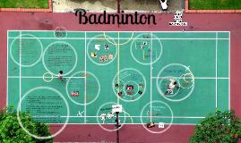 Copy of Badminton