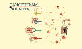Copy of PANGHIHIRAM NG SALITA